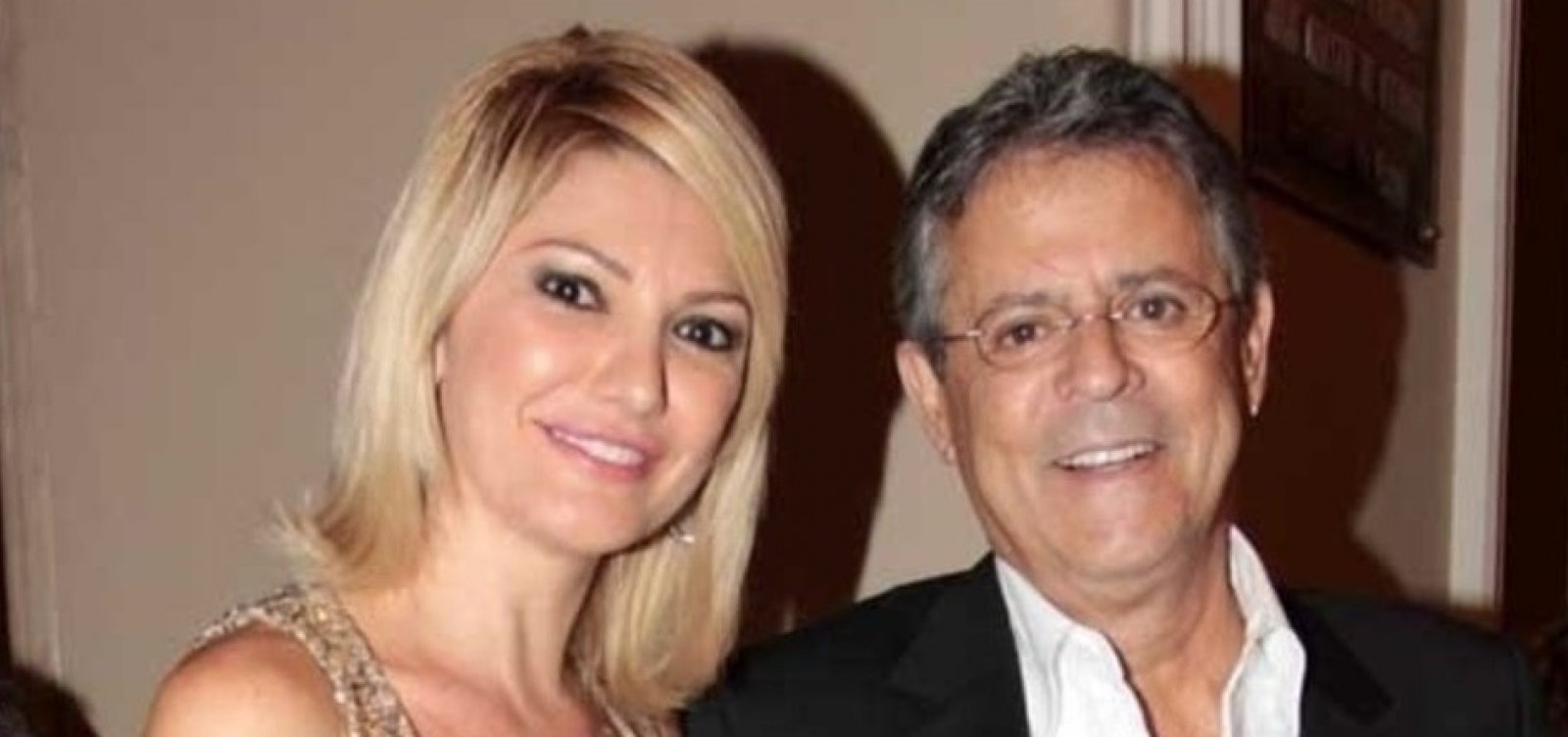 ['O Marcos Paulo era alcoólatra', desbafa Antonia Fontenelle sobre o ex-marido morto em 2012 ]