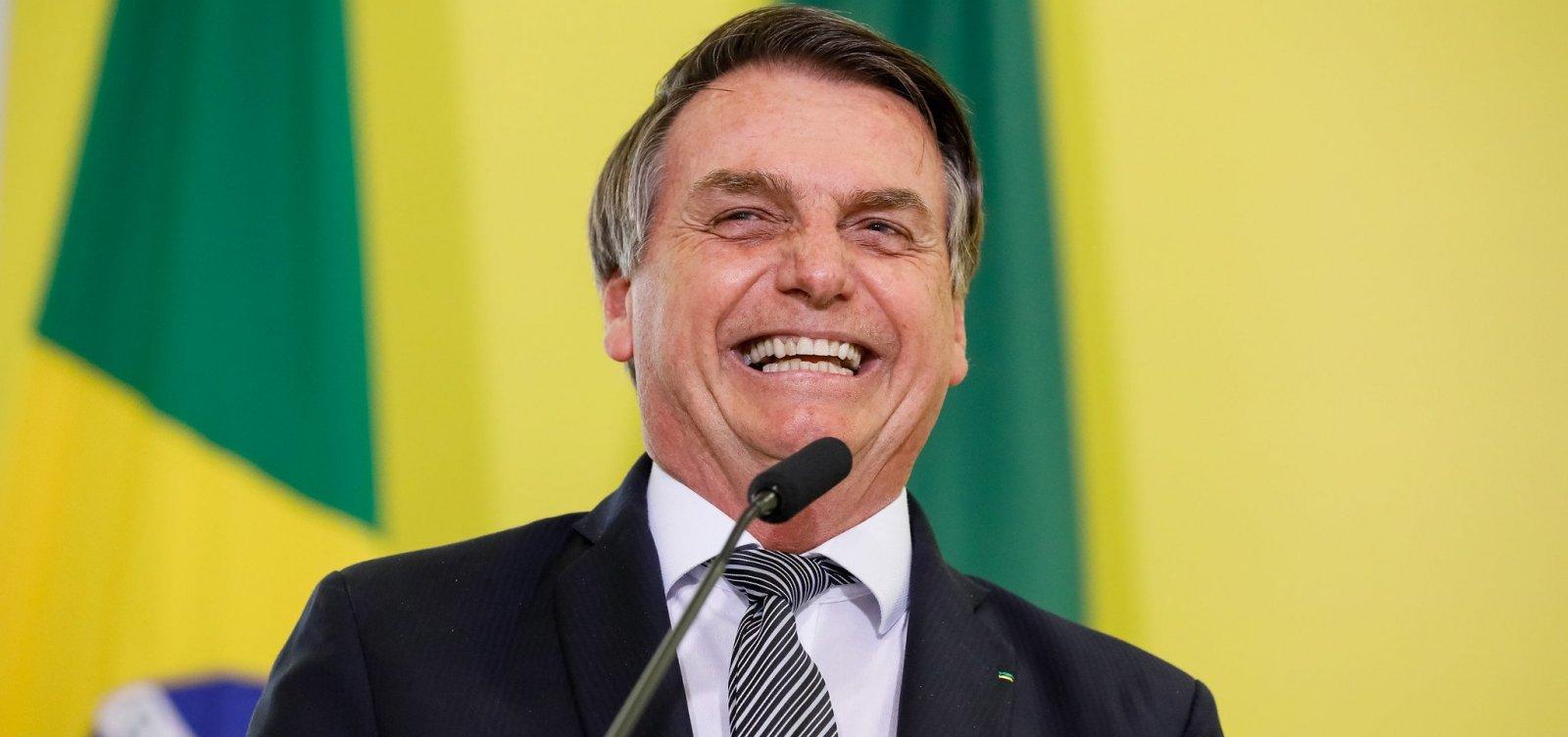 [Guedes era 'chucro' e Moro, 'ingênuo', até chegarem ao governo, diz Bolsonaro]
