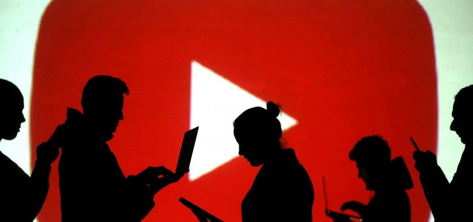 [Google é multado em US$ 170 mi por expor vídeos inapropriados a menores no Youtube]