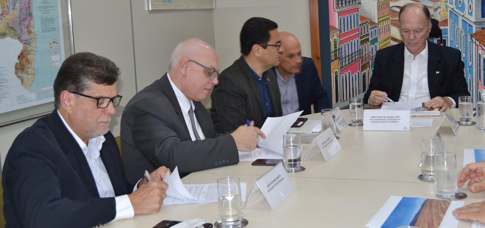 [Três empresas devem gerar 670 novos postos de trabalho na Bahia]