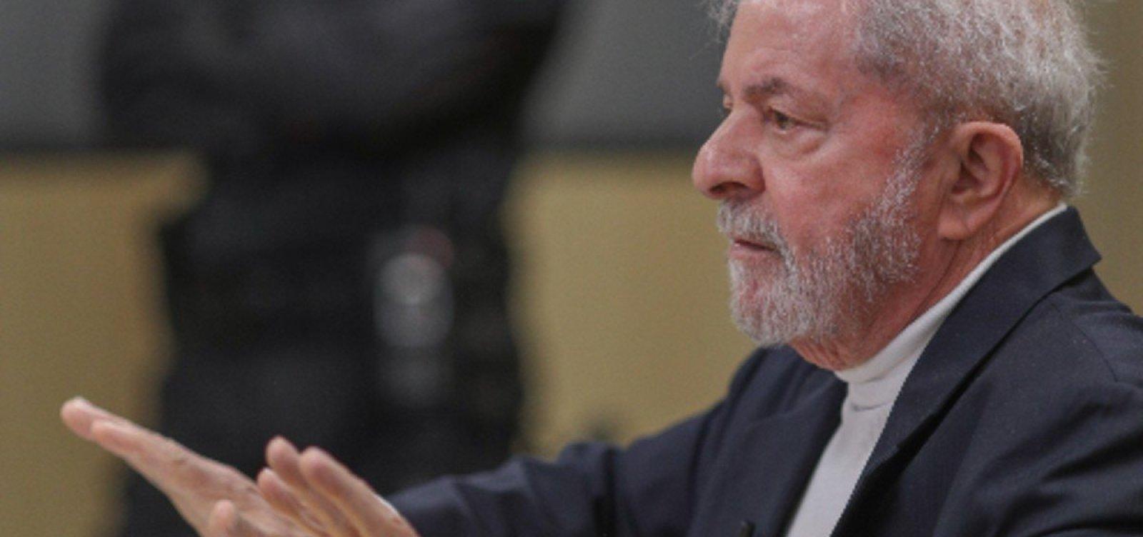[Mensagens revelam 'grosseiras ilegalidades' de Moro e da Lava Jato, diz defesa de Lula]
