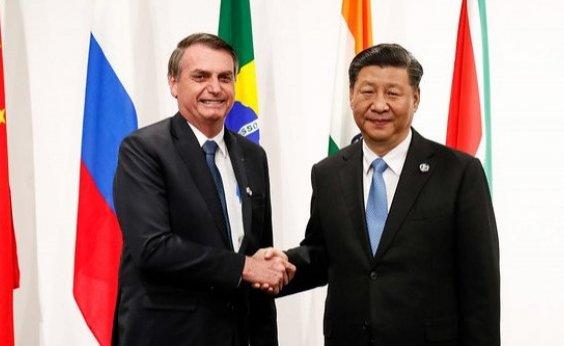 [Presidente chinês deve visitar Brasil para cúpula dos Brics em novembro]