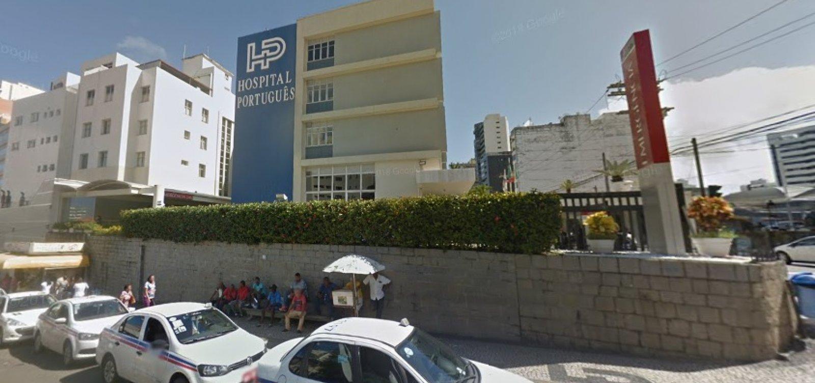 [Funcionários do Hospital Português denunciam suposto desconto irregular no salário]