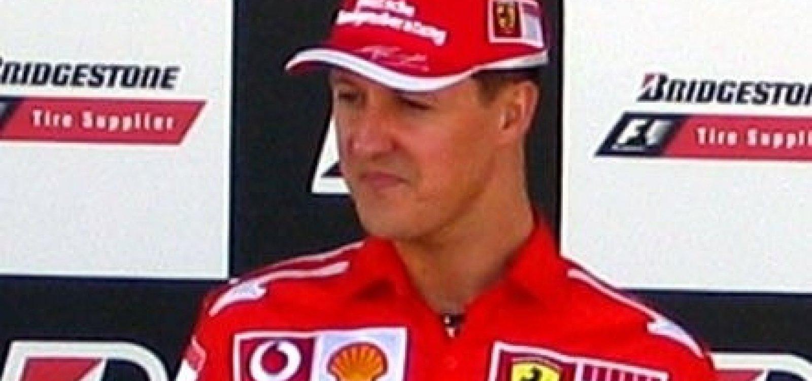 [Michael Schumacher dá entrada em hospital de Paris para 'tratamento secreto']