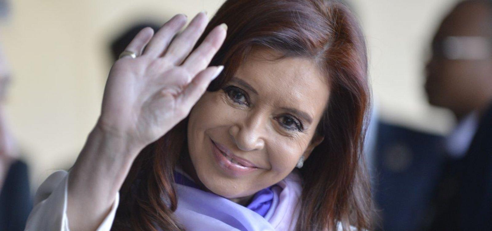 [Cristina Kirchner vai a juízo no caso dos Cadernos das Propinas]
