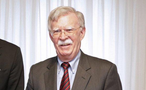 [Trump demite John Bolton, conselheiro de segurança nacional]