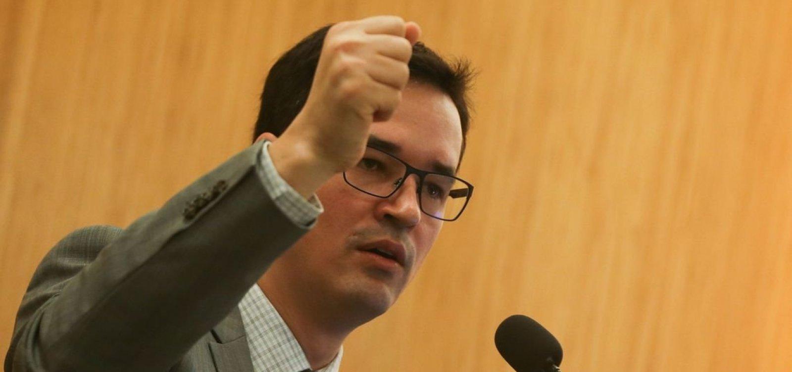 [Conselho nega afastamento de Dallagnol pedido por Renan Calheiros]