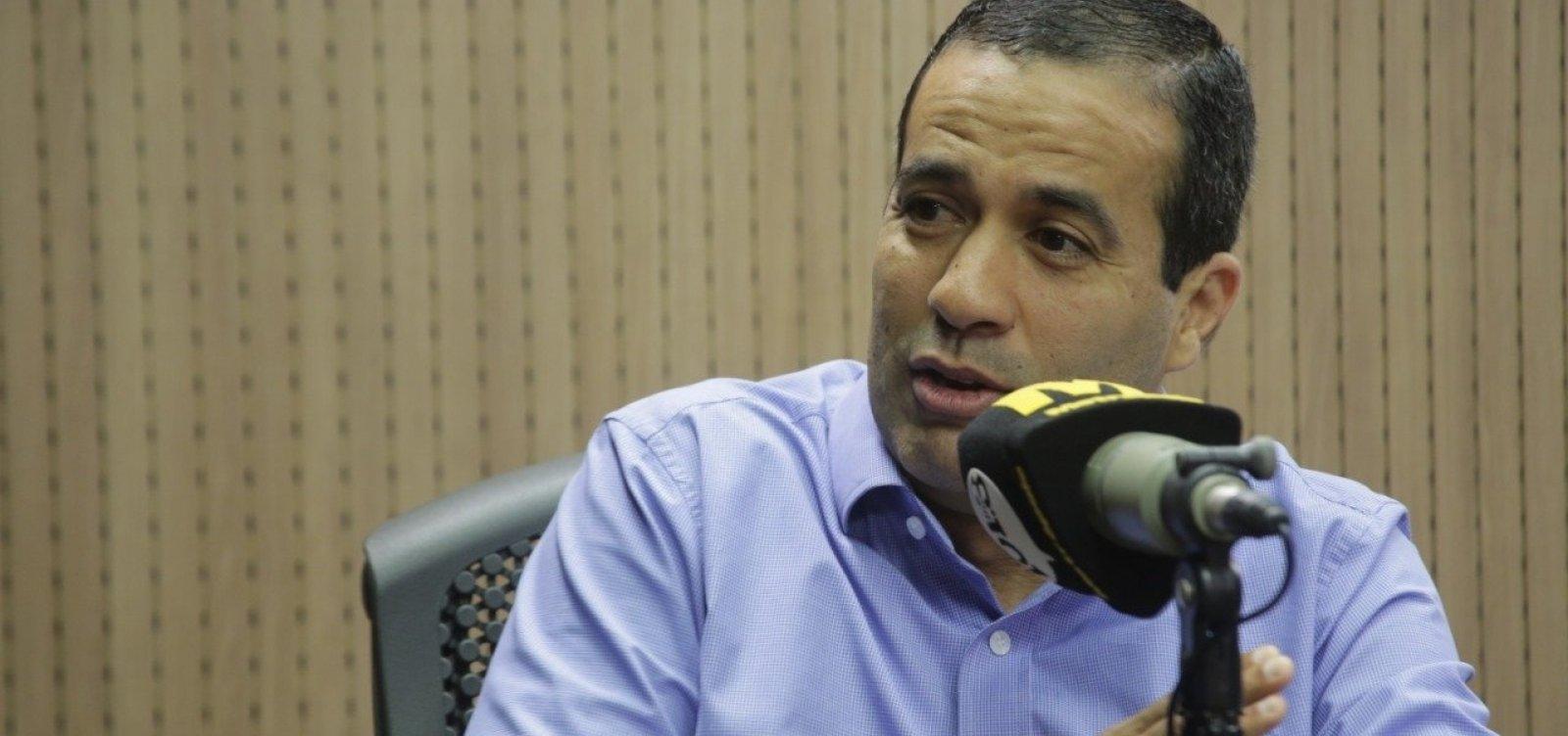[Pré-candidato, Bruno Reis diz que Neto ainda não definiu apoio: 'Está testando os nomes']