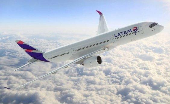 [Latam passa a ofertar 54 novos voos na Bahia]