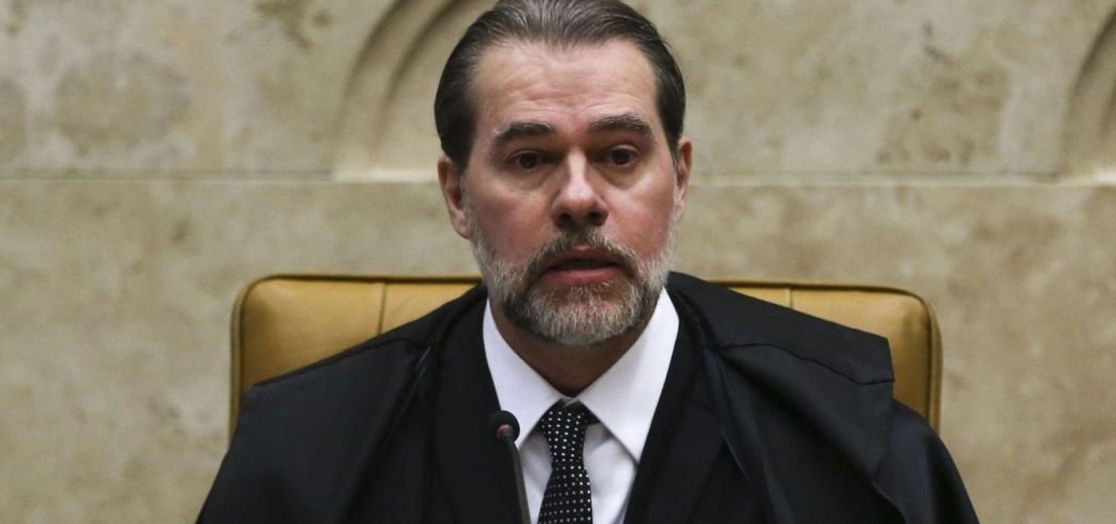 [Toffoli autoriza contratação de terceirizados em presídios da Bahia]