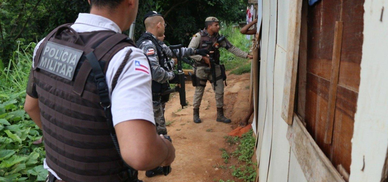 [Policiais vão receber R$ 40 mi por redução de mortes no semestre, diz SSP]