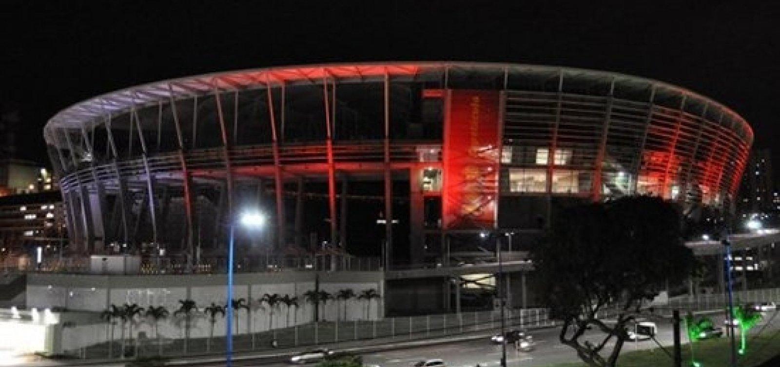 [Ingressos para primeiro jogo do Vitória com mando de campo na Fonte já estão à venda]