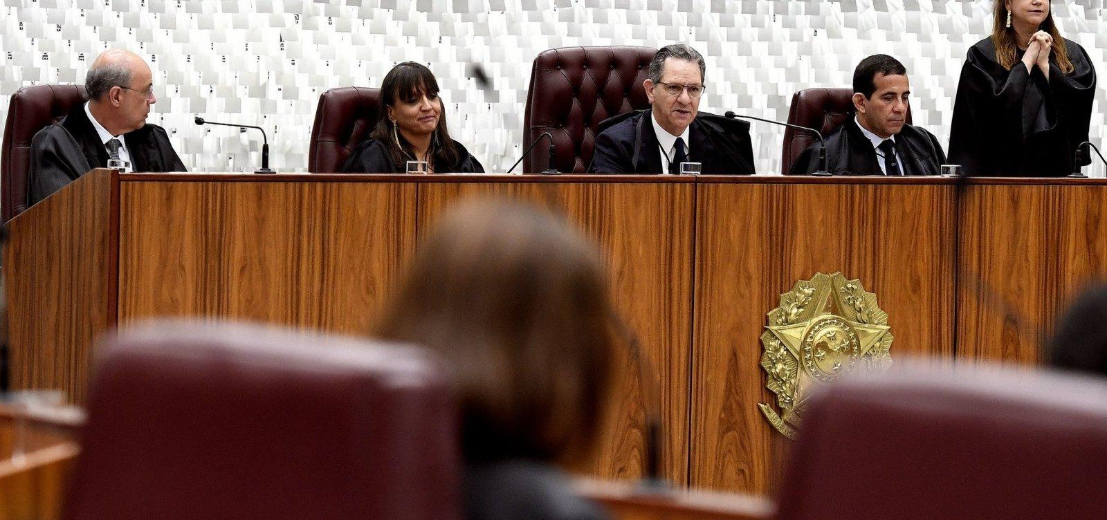 [STJ aprova novo TRF em Minas e 54 cargos de desembargador no país]