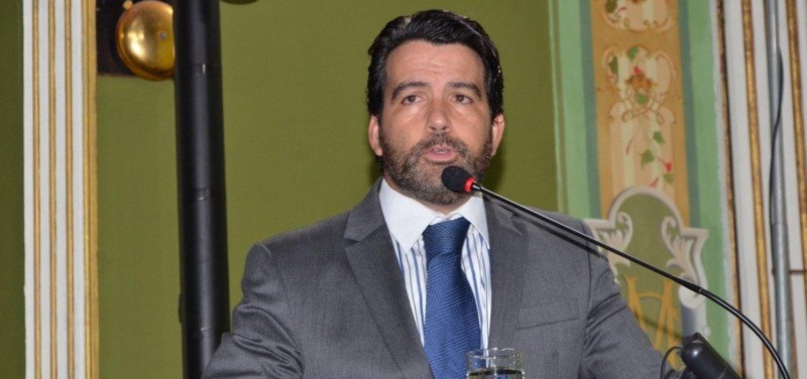 ['Bancada continua unida', diz Paulo Magalhães Jr após aprovação de vetos de Neto]