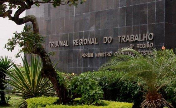 [ Após operação da PF, TRT5 diz que aguarda julgamento do caso]
