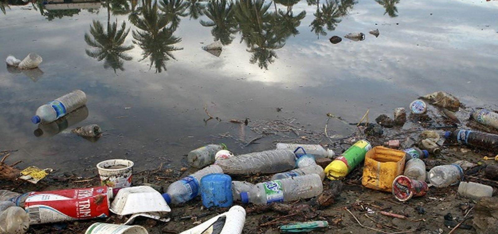 [Prefeitura de Buerarema é acionada por gerar lixão a céu aberto próximo a rio]