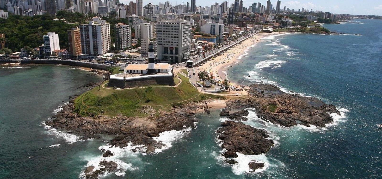 [Serviços ligados ao turismo crescem na Bahia; resultado é o 3º melhor do país]