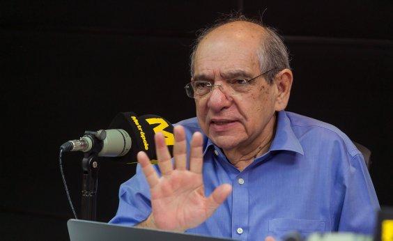[MK diz que democracia brasileira vive 'dificuldades' e critica 'censura' a Marighella; ouça]