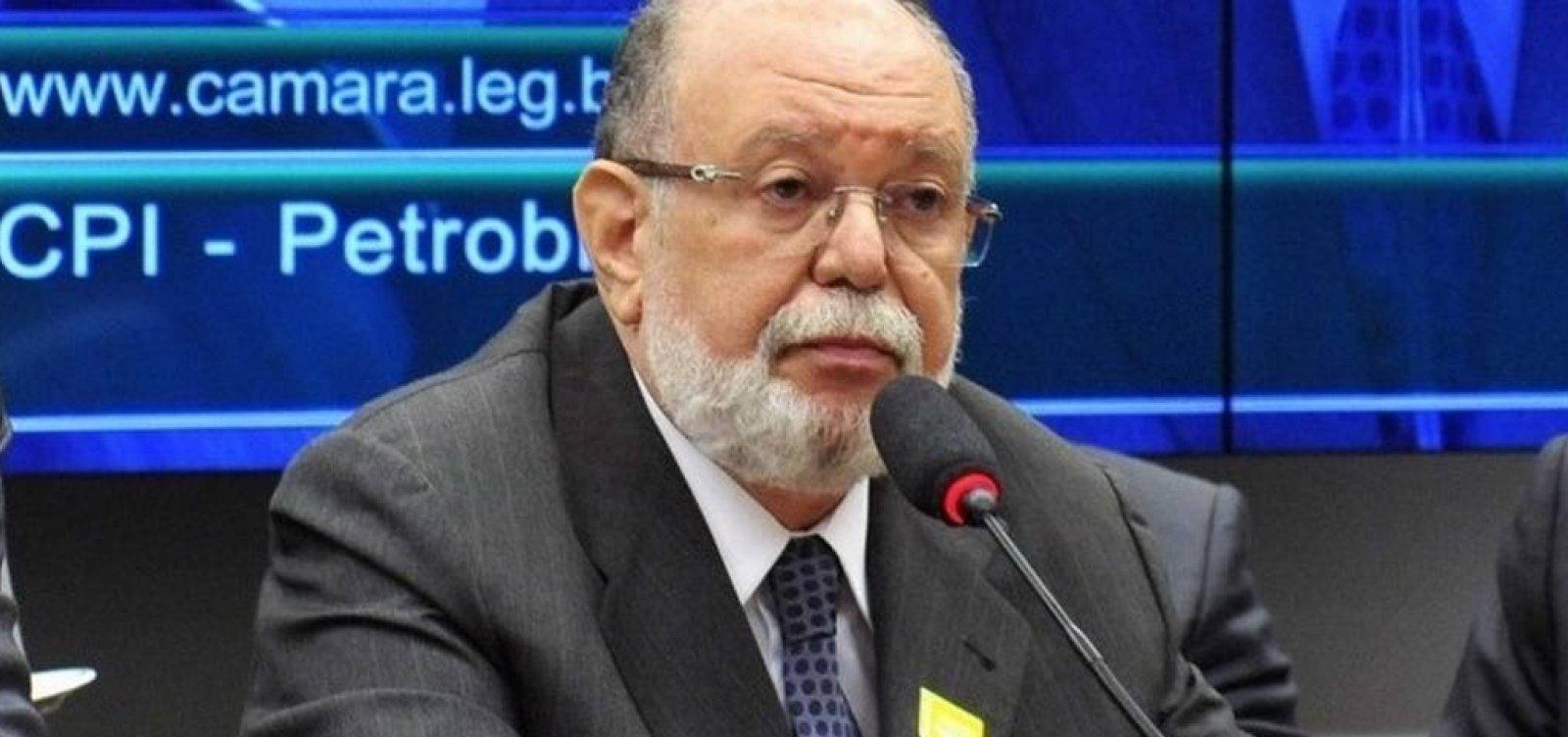 [Fachin homologa delação do ex-presidente da OAS Léo Pinheiro]