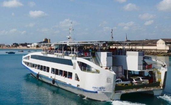 [Ferry-boat funciona com nova tabela de preços a partir de amanhã]
