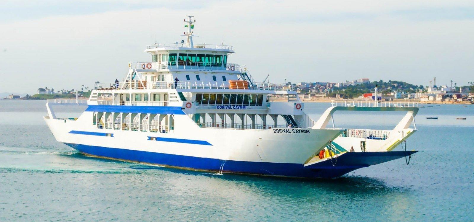 [Novos preços da passagem do ferry-boat começam a valer a partir deste sábado]