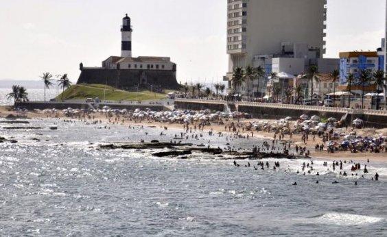 [Inema aponta 32 praias impróprias na Bahia neste final de semana; veja lista]