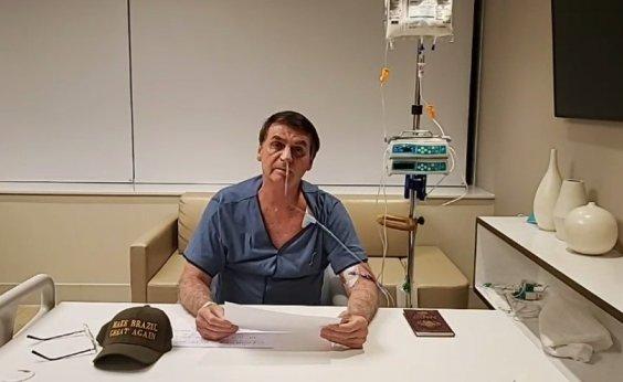 [Bolsonaro queria ir a jogo do Palmeiras, mas levou 'puxão de orelha' de médico, diz porta-voz]