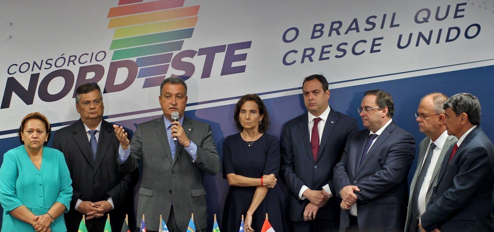 [Reforma tributária integra pauta de novo encontro de governadores do Nordeste]