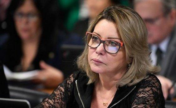 [Após conflito por Lava Toga, senadora decide deixar o PSL]