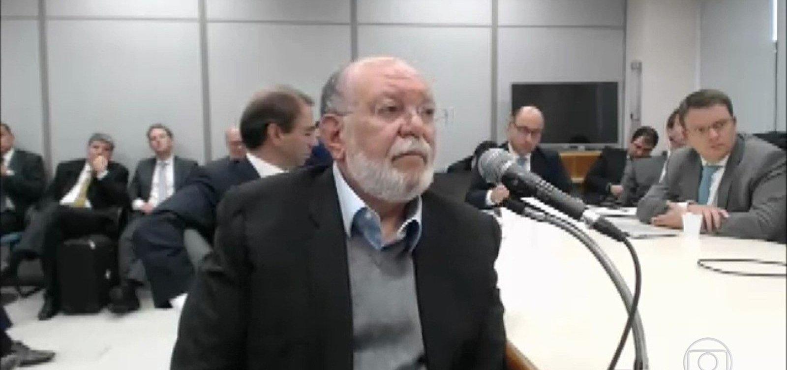 [Léo Pinheiro afirmou que OAS assumiu obra na Bolívia por exigência de Lula]