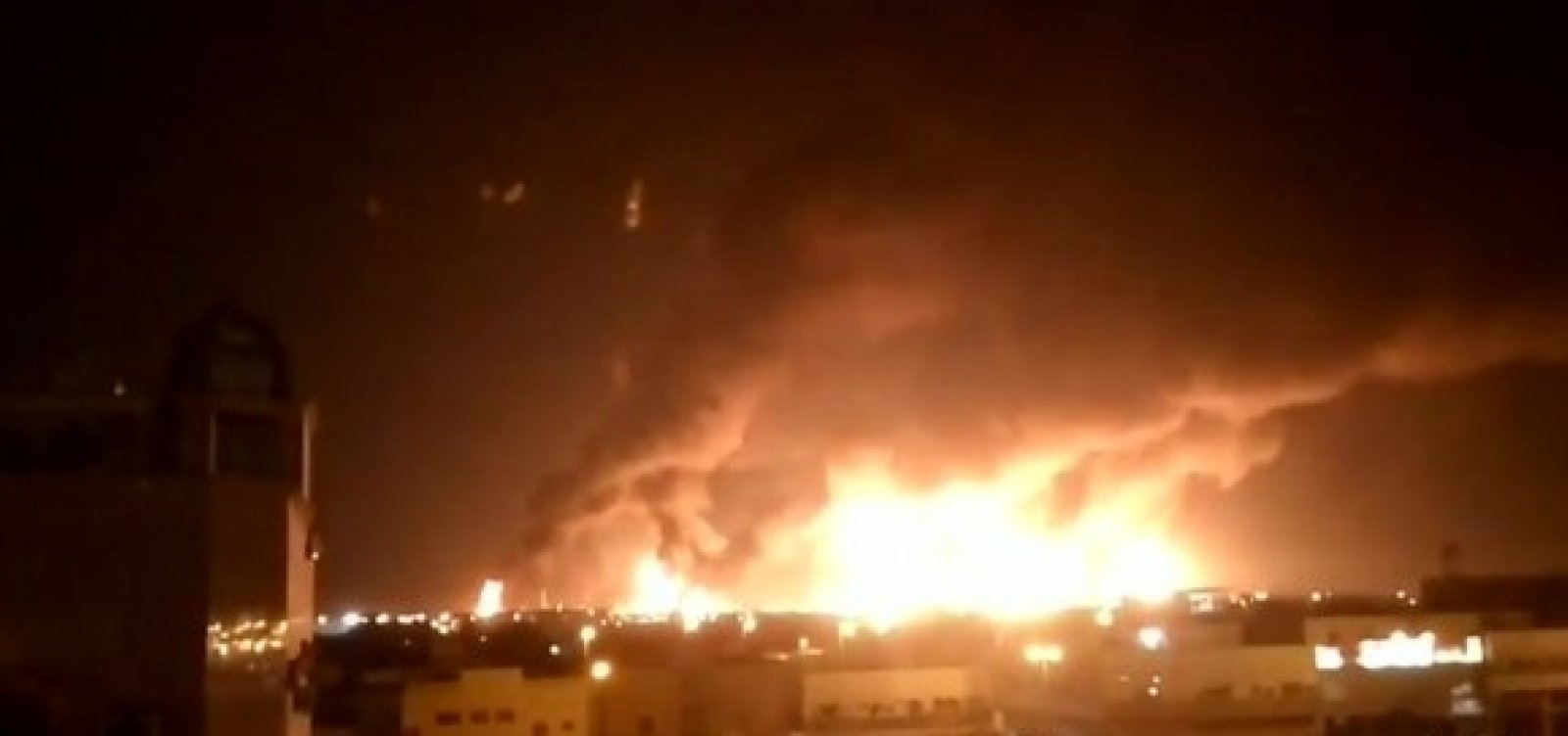 [Preços do petróleo disparam após ataques a estatal na Arábia Saudita]