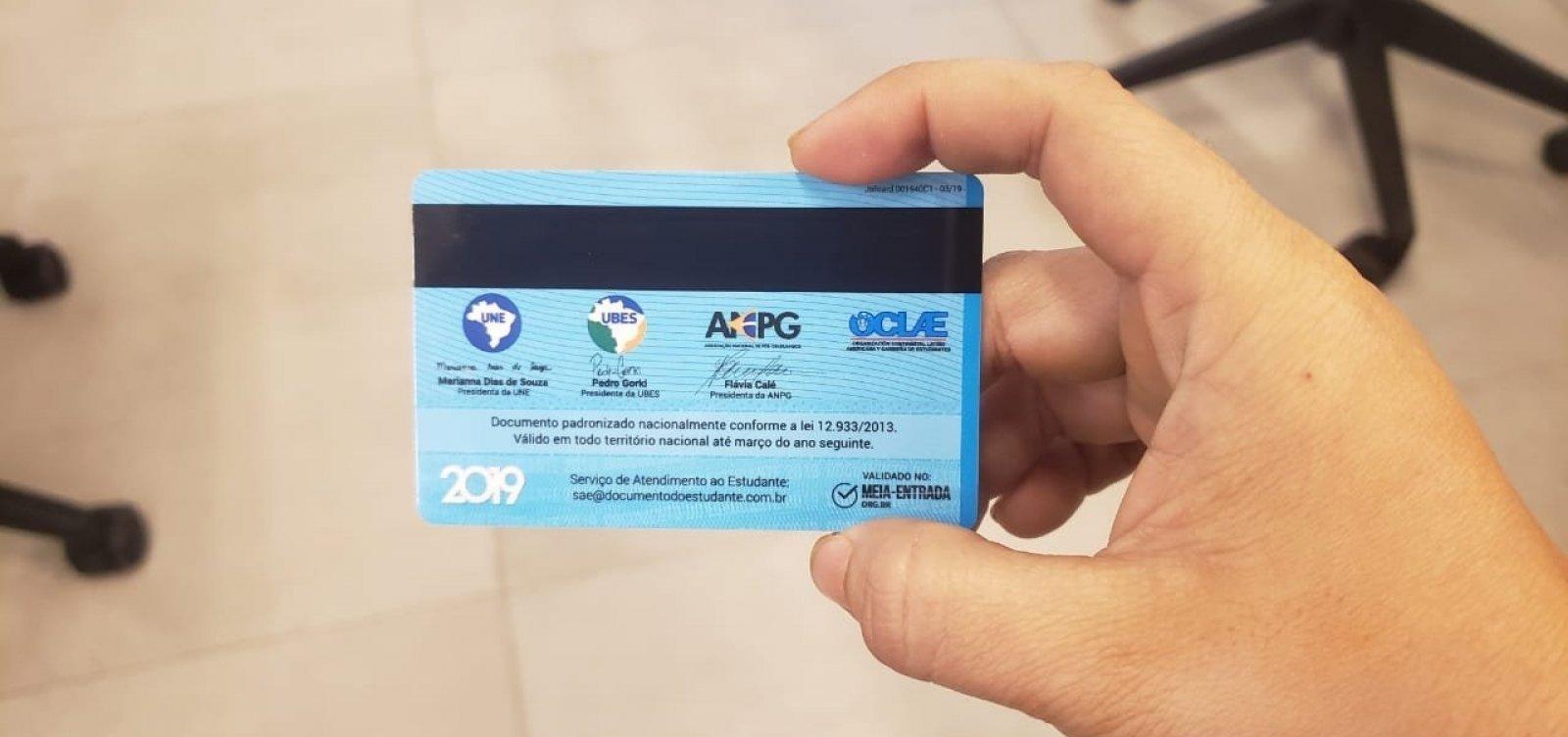 [MEC lança portal com informações sobre carteira estudantil digital]