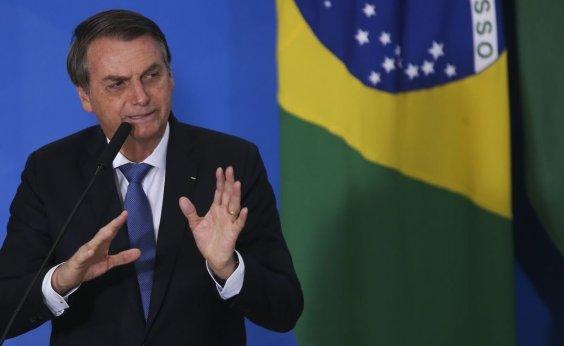 [Bolsonaro comenta julgamento do TRF-1 sobre investigação de Adélio Bispo]
