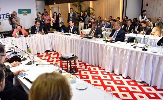 [Em nova carta, governadores do NE dizem buscar alternativas para redução da presença da Petrobras]