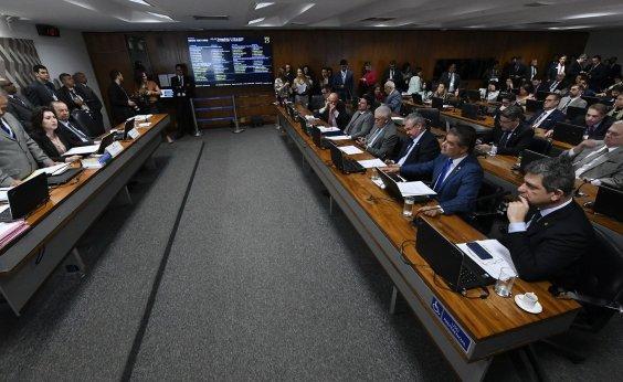 [Senadores propõem 78 emendas à reforma da Previdência antes do 1º turno de votação]