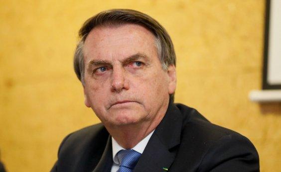 ['É opinião dele e ele tem razão', diz Bolsonaro sobre tweet de Carlos]