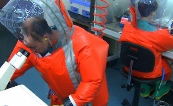 [Explosão de gás atinge laboratório russo que armazenava vírus da varíola, Ebola e HIV]
