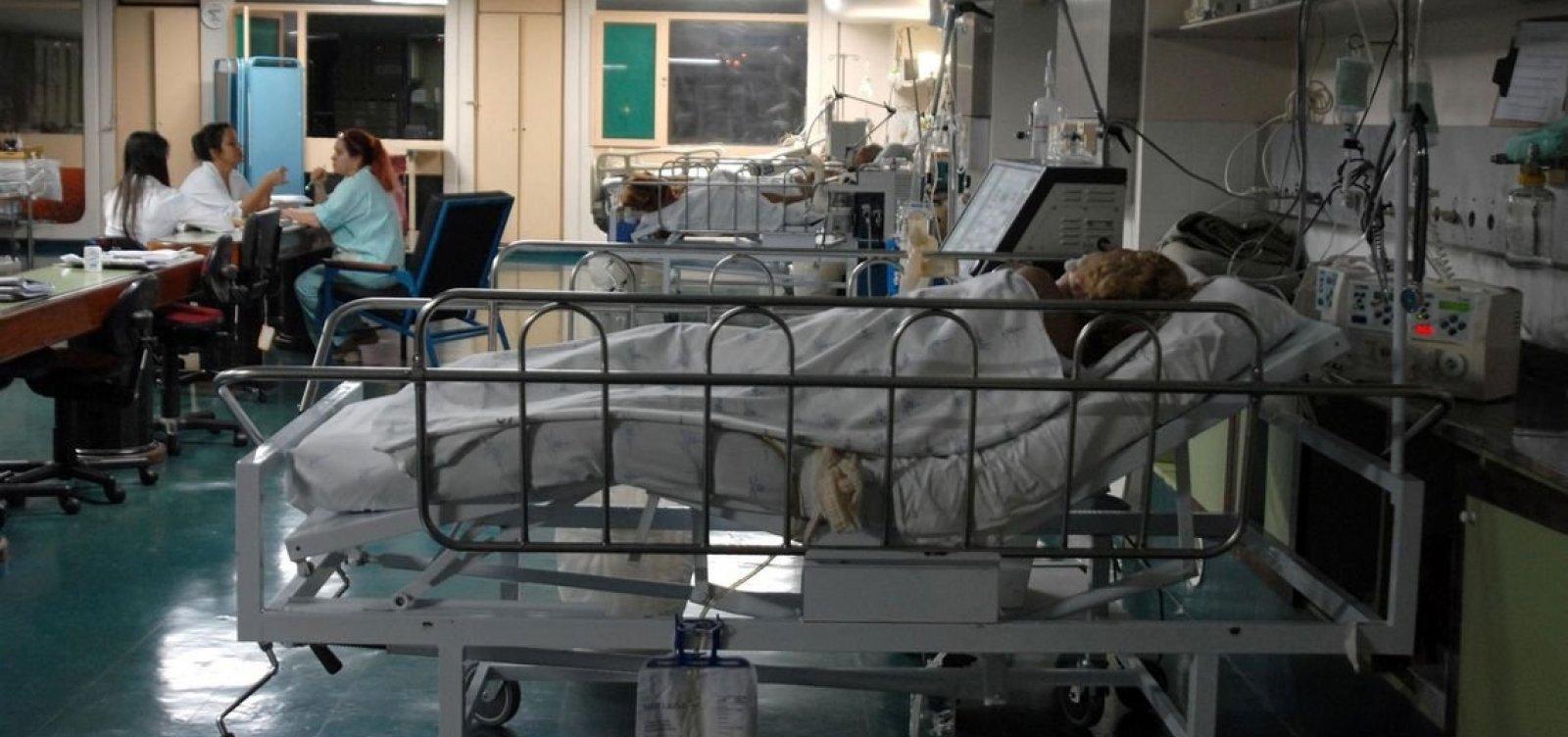 [Governo reduz tarifa de importação para equipamentos médicos]