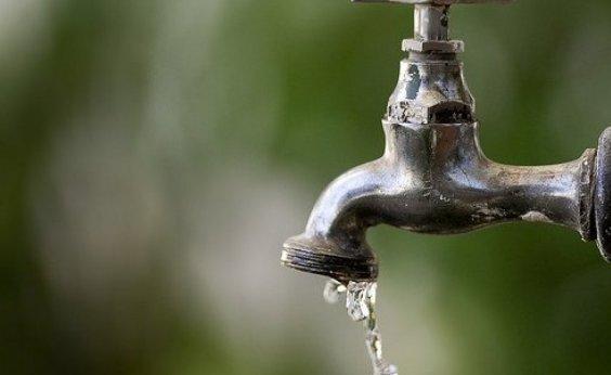 [Serviço emergencial da Embasa interrompe abastecimento de água em 22 bairros de Salvador]