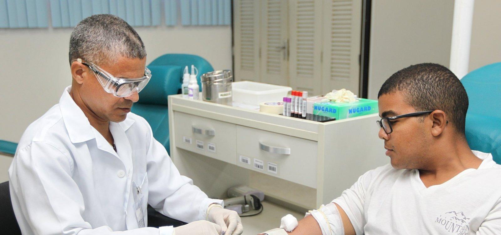 [Hemóvel recebe doações de sangue nesta semana em Salvador e Feira de Santana]