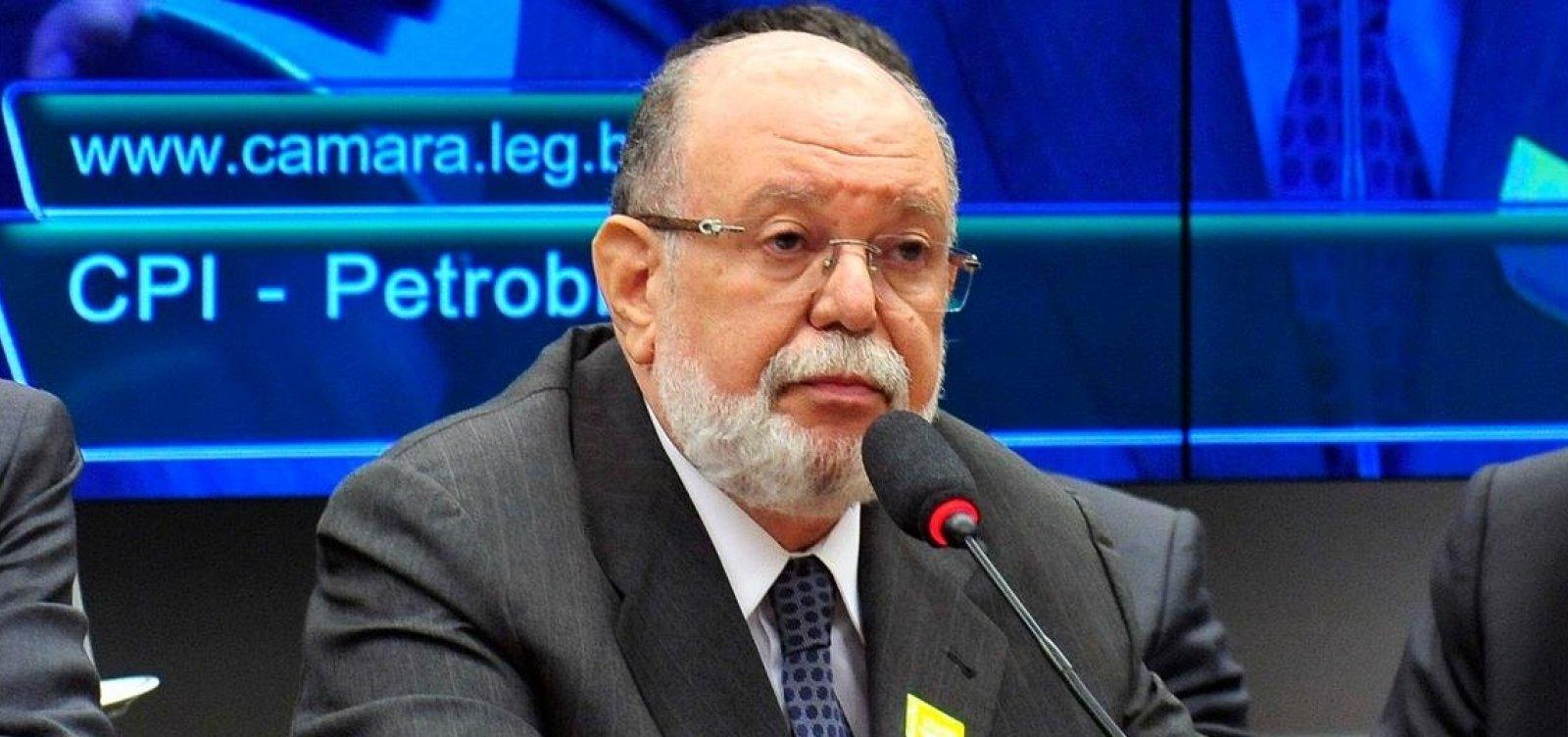 [Ex-presidente da OAS, Léo Pinheiro deixa a prisão]