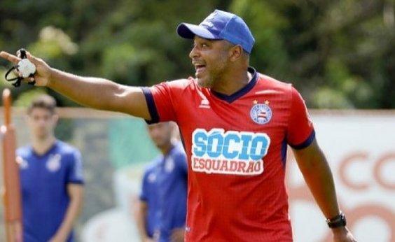 [Bahia perde por 1x0 para a Jacuipense em jogo-treino com reservas]