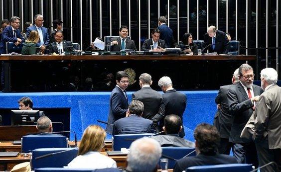 [Senado aprova projeto que abre lacuna para fundo eleitoral maior]