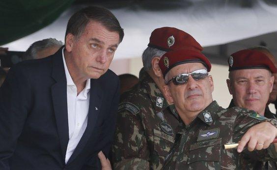 [Orçamento do governo Bolsonaro destina R$ 4,7 bi de vantagens para militares]