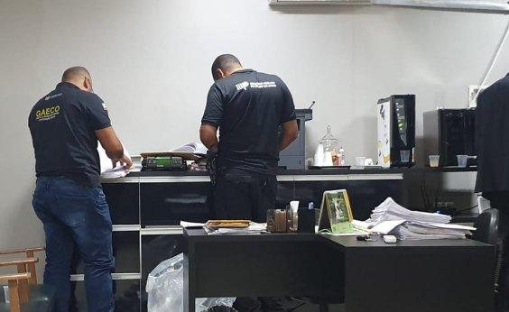 [Empresário é preso em Barreiras suspeito de fraudar licitações em prefeitura]
