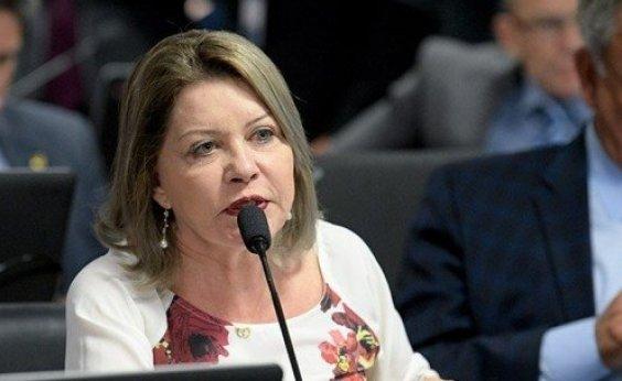 [Podemos anuncia hoje filiação de senadora ex-PSL]