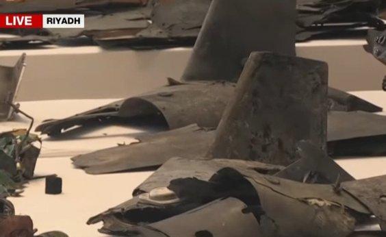 [Arábia Saudita acusa Irã por ataque em intalação de petróleo]