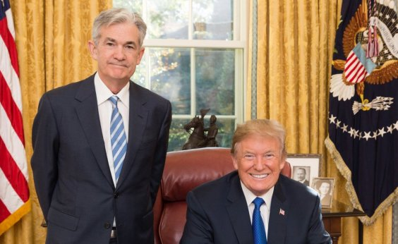 [Banco central americano anuncia novo corte de juros]