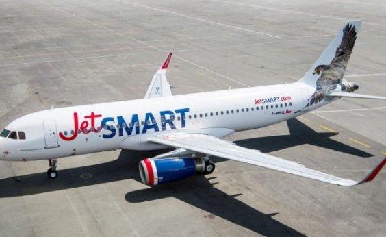 [Aérea de baixo custo JetSmart começa a voar para o Brasil]