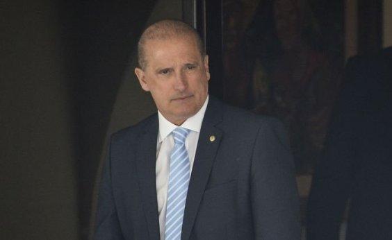 ['Governo vai aguardar os acontecimentos', diz Onyx sobre Bezerra]
